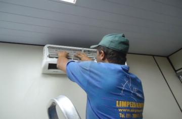 Instalação de Equipamentos de Ar Condicionado
